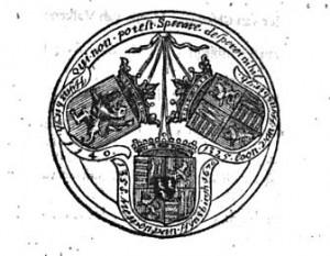 Wapens van de heren van Hynsbirgh bij Mathijs van Balen, Beschryvinge der stad Dordrecht