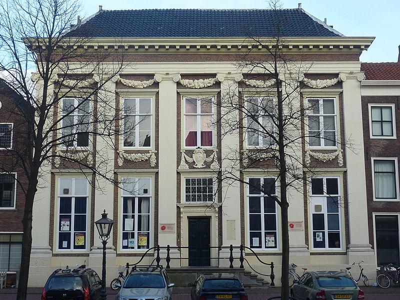 Leiden, Huid van Leyden, Rapenburg 48