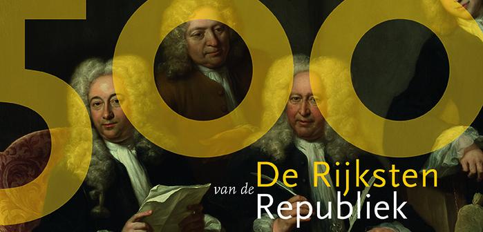 Kees Zandvliet, De 500 rijksten van de Republiek
